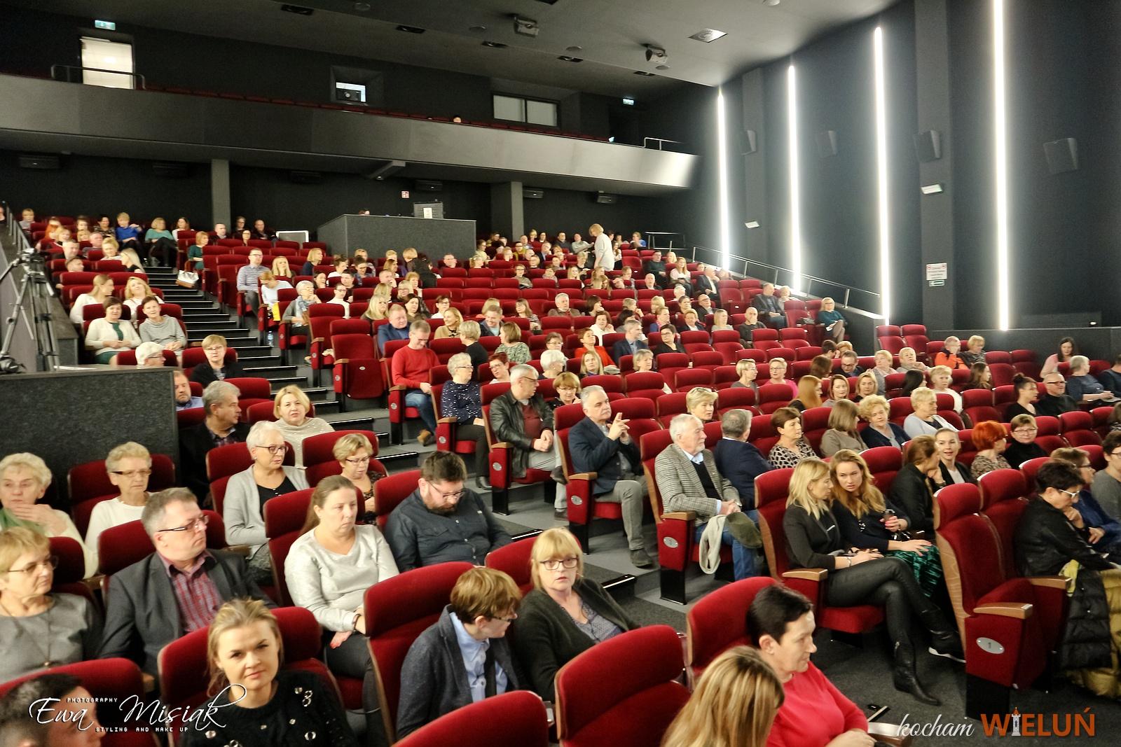 W Kino Teatrze Syrena W Wieluniu Monodram Soni Bohosiewicz