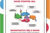 plakat BO informacyjny