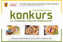 plakat_wojewodzki_kulinarny_konkurs_na_tradycyjny_mazurek_wielkanocny_02.2021