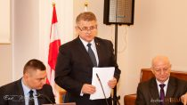 WWieluniu odbył się  Konwent Wójtów natemat zarządzania kryzysowego