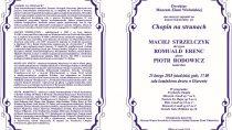 """""""Chopin na strunach"""" – koncert"""