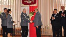 Wczoraj pożegnano Komendanta Powiatowego Policji wWieluniu