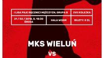 Mecz MKS Wieluń vs Ostrovia Ostrów Wielkopolski