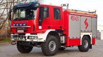 OSP wRaczynie potrzebuje odzaraz nowy samochód ratowniczo-gaśniczy