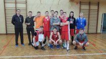 ILiceum Ogólnokształcące wygrało Mistrzostwa Powiatu Wieluńskiego wKoszykówce