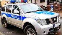"""Dzisiaj policja wcałym kraju prowadzi działania pn.""""Niechronieni uczestnicy ruchu drogowego"""""""