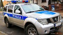 Pijany iuzbrojony 60-latek spowodował wWieluniu kolizję zradiowozem