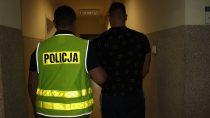 Zatrzymano trzech mężczyzn – sprawców rozboju
