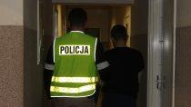 Zatrzymano 48-latka winnego włamań doszafek pracowniczych