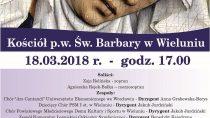 Koncert Pasyjny w kościele św. Barbary