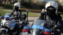 Rozpoczął się sezon motocyklowy – policjanci apelują oostrożność