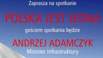 Spotkanie z Ministrem Infrastruktury w WDK