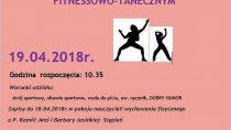IV Maraton Fitnessowo – Taneczny  w ZS1