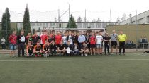 Mistrzostwa Powiatu Wieluńskiego wPiłce Nożnej Dziewcząt iChłopców Licealiada 2017/18