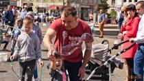 """Wieluńska edycja Dnia Baniek Mydlanych """"Bubble Day"""" zanami"""