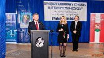 WILO odbył się III Międzynarodowy Konkurs Matematyczno-Fizyczny