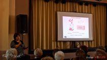Ożurawinie mówiono podczas spotkania WUTW wWieluńskim Domu Kultury
