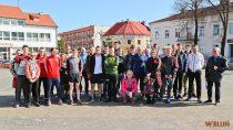 Młodzież zwieluńskich szkół średnich wzięła udział wGrze Miejskiej