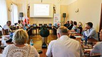 WStarostwie Powiatowym odbyło się spotkanie wsprawie Budżetu Obywatelskiego
