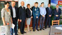Mateusz Marzec zILO wWieluniu zwyciężył wXIII Powiatowym Turnieju Wiedzy zPrzedsiębiorczości