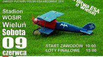 Zawody Pucharu Polski ESA Aircombat 2018