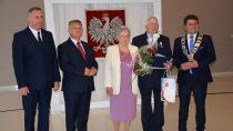 42 małżeństwa zgminy Wieluń obchodziły Złote Gody