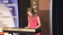 WPowiatowym Młodzieżowym Domu Kultury iSportu wWieluniu odbyły się XIII Międzypowiatowe Spotkania Młodych Keyboardzistów