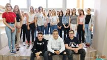 """WMiejskiej iGminnej Bibliotece Publicznej wWieluniu odbyły się warsztaty dla młodzieży """"Chcę robić wżyciu to, co lubię"""""""