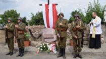 Uroczystość 80-lecia Rocznicy Pobytu 1 Batalianu Pancernego wWierzchlesie