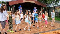 Uczczono Dzień Dziecka wPowiatowym Młodzieżowym Domu Kultury iSportu wWieluniu