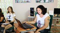 Magdalena Pioruńska poprowadziła kolejną edycję warsztatów kreatywnego pisania
