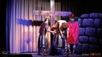 """WWieluńskim Domu Kultury można było zobaczyć musical """"Pasja Chrystusa"""""""