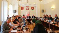 Zarząd Powiatu Wieluńskiego otrzymał absolutorium