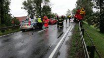 Wwypadku pomiędzy Opolem aZawadą zginęła 63-letnia Wielunianka