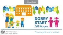 Już od1 lipca można składać wnioski oświadczenie dobry start (300+)