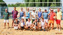 Wsobotę odbył się XI Otwarty Turniej Siatkowej Piłki Plażowej wWieluniu