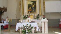 WOżarowie świętowano odpust parafialny