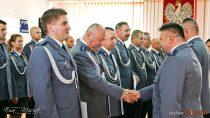 Wieluńscy policjanci świętowali 99. rocznicę powstania Policji Państwowej