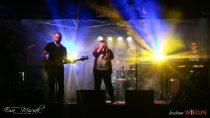 """Zespół """"Hydra"""" dał świetny koncert nawieluńskiej City Plaży"""