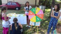 WFilii Bibliotecznej wRudzie odbył się wakacyjny piknik dla dzieci