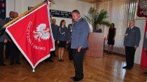 Wwieluńskiej komendzie odbyła się uroczystość powołania Komendanta Powiatowego Policji wWieluniu