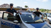 Poszukiwany przezSąd Rejonowy wWieluniu uratowany przezpolicjantów przedutonięciem