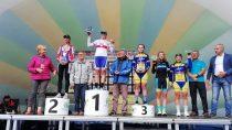 Zawodnicy MLKS Wieluń startowali wGórskich Szosowych Mistrzostwach Polski wWalimiu