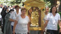Uwieluńskich Franciszkanów odbył się Odpust Porcjunkuli