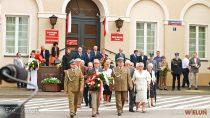 WWieluniu uroczyście uczczono Święto Wojska Polskiego