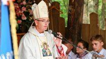 Nabożeństwem wDolinie Objawienia uczczono 100-lecie odzyskania przezPolskę niepodległości