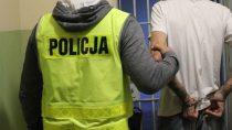 Poszukiwany listami gończymi złodziej paliwa został złapany przezpolicję