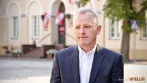 Były Komendant PSP wWieluniu Waldemar Brząkała startuje wwyborach nafotel burmistrza