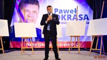 WWDK wWieluniu odbyła się pierwsza konwencja wyborcza Pawła Okrasy