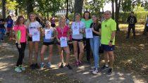 Mistrzostwa Powiatu Wieluńskiego wIndywidualnych Biegach Przełajowych wramach LICEALIADY 2018/2019